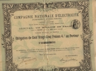 Compagnie Nationale d'ELECTRICITE
