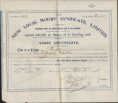 LOUIS MOORE Syndicate Ltd