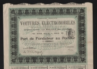 VOITURES ELECTROMOBILES