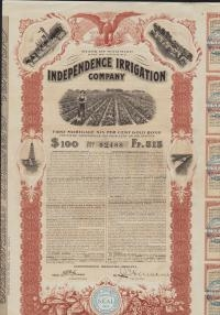 DECO => INDEPENDENCE IRRIGATION Company (USA)