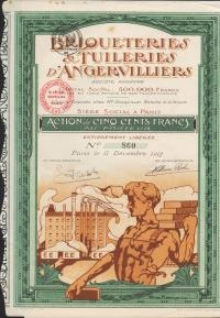 TOP DECO => Briqueteries & Tuileries d'ANGERVILLIERS