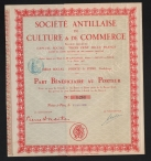 Société Antillaise de Culture & Commerce