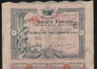 TOP DECO => SOCIETE FONCIERE